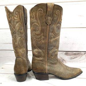 NWOT  •DURANGO•  Crush Jealousy Western Boots